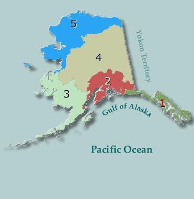 political maps of alaska. maps of alaska. Map of Alaska